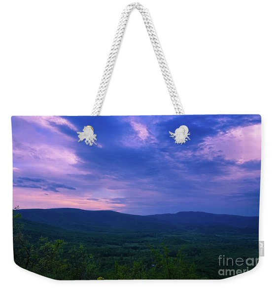 When The Sun Has Set Weekender Tote Bag