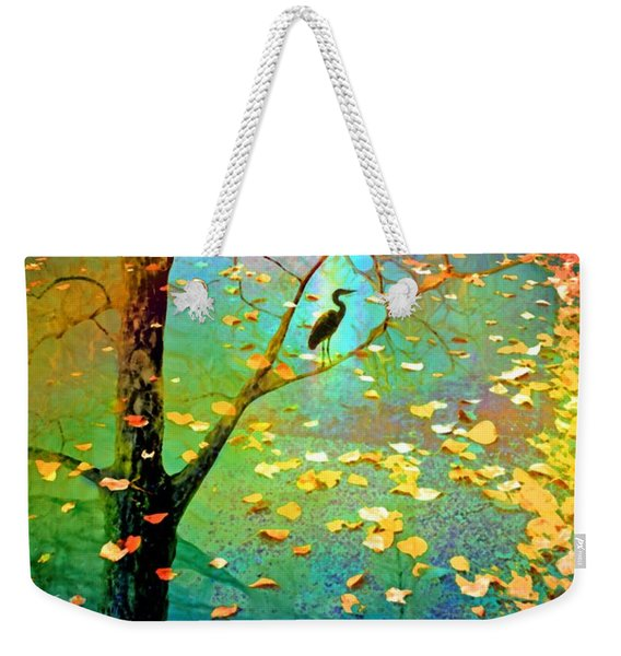 Where The Wind And The Morning Meet Weekender Tote Bag