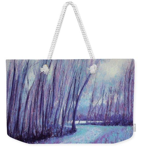 Whispering Woods Weekender Tote Bag