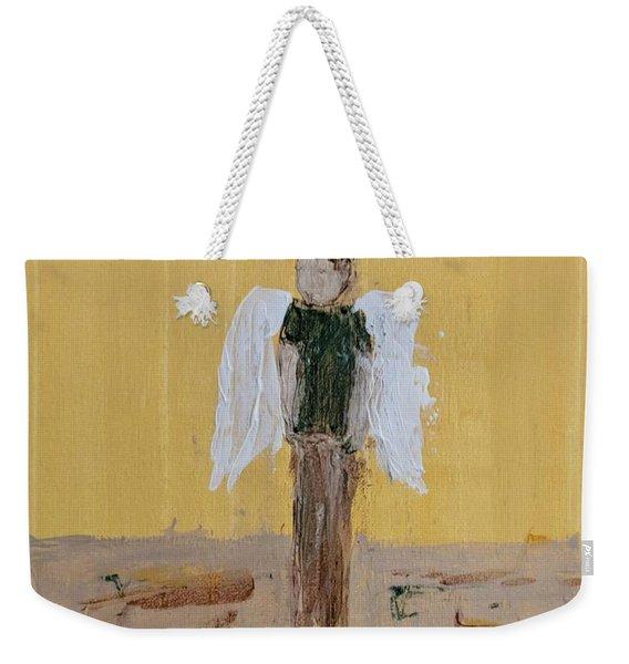 Whistling Angel Weekender Tote Bag