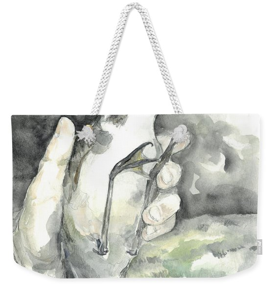 White-faced Storm-petrel Weekender Tote Bag