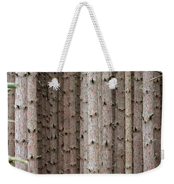 White Pines Weekender Tote Bag
