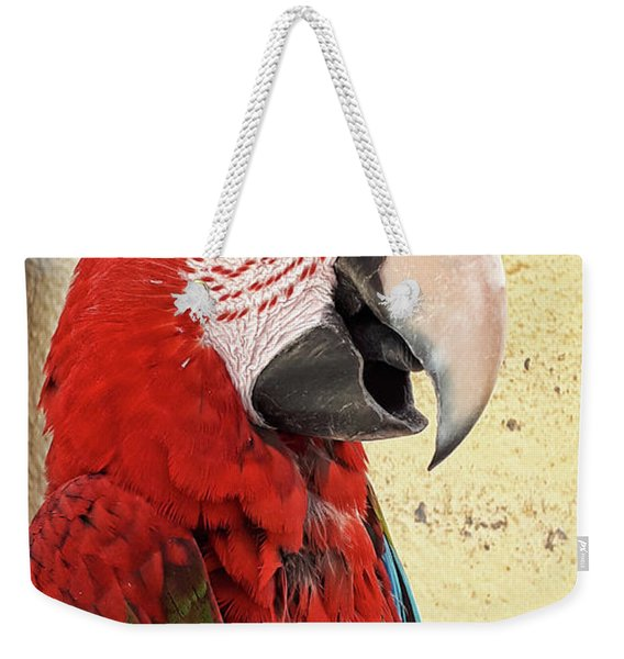 Who Is A Pretty Boy Then ? Weekender Tote Bag