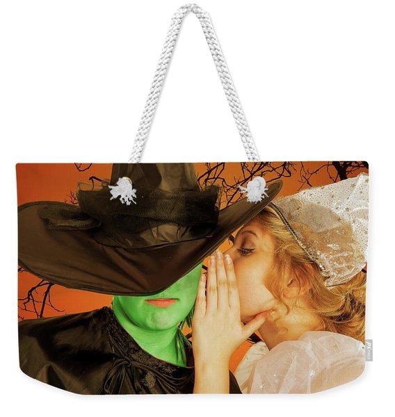Wicked 2 Weekender Tote Bag