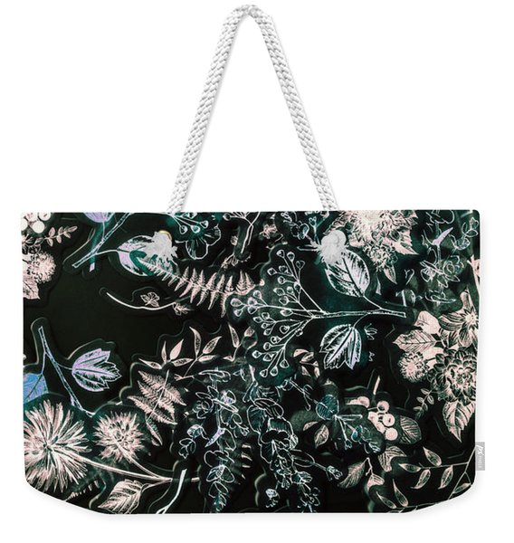 Wild Decorations Weekender Tote Bag