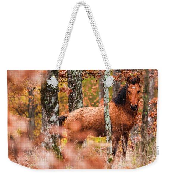 Wild Weekender Tote Bag