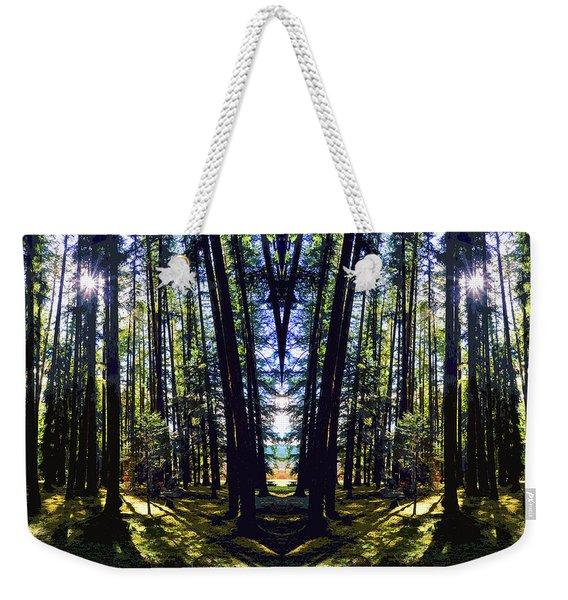 Wild Forest #1 Weekender Tote Bag