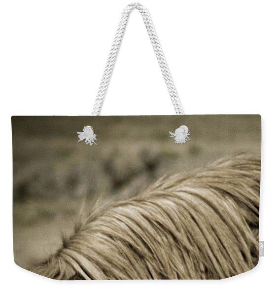 Wild Mustangs Of New Mexico 13  Weekender Tote Bag
