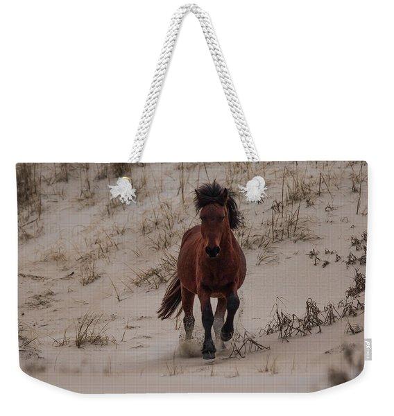 Wild Pony Weekender Tote Bag