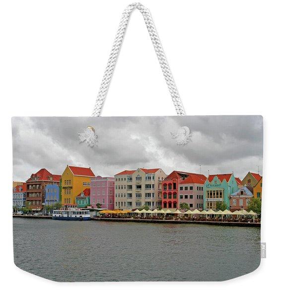 Willemstad, Curacao Weekender Tote Bag