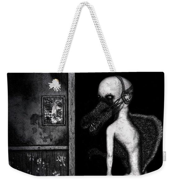 William The Flesheater - Artwork Weekender Tote Bag