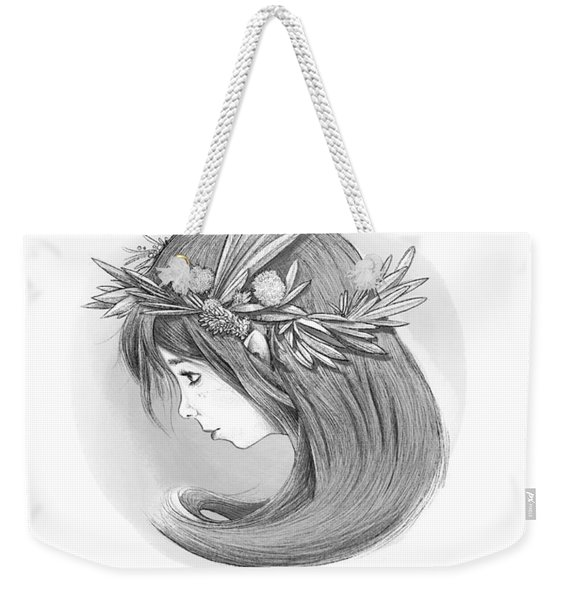 Willow's Whispers Weekender Tote Bag