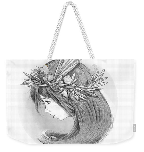 Willow's Whispers Weekender Tote Bag