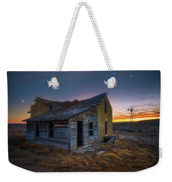 Wilson Homestead  Weekender Tote Bag