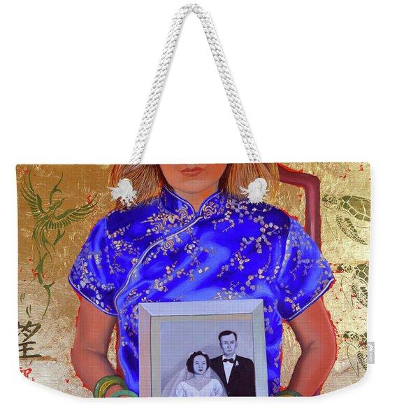Window Of The Soul Weekender Tote Bag