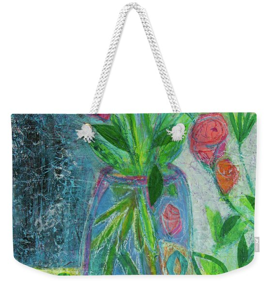 A-rose-atherapy Weekender Tote Bag