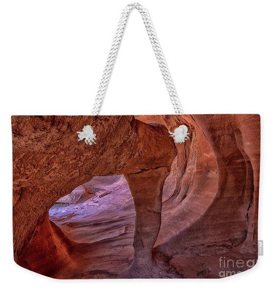 Windstone Up Close Weekender Tote Bag