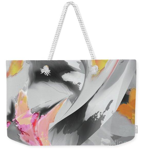 Windy Flight Weekender Tote Bag