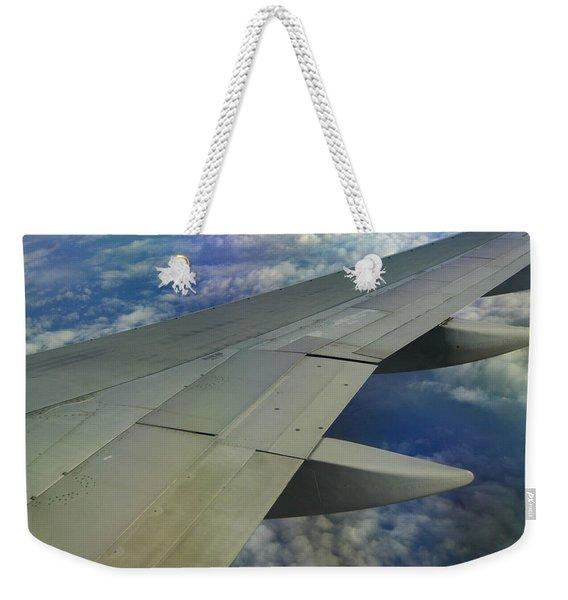 Wing It Weekender Tote Bag
