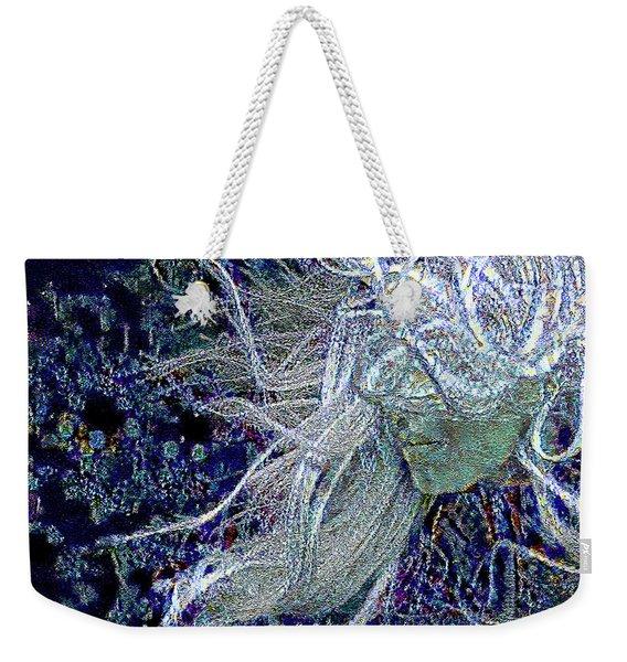 Winter Mood Weekender Tote Bag