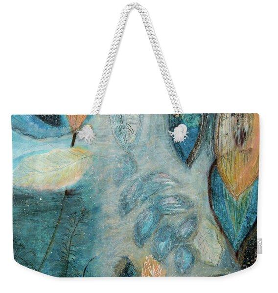 Winter Wish 1 Weekender Tote Bag