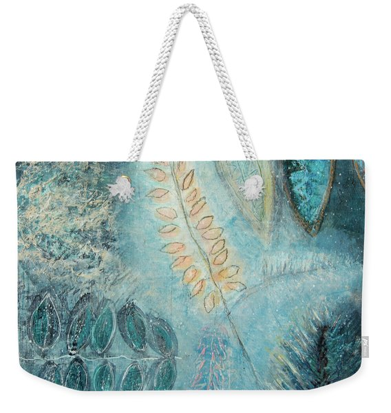 Winter Wish 1 Weekender Tote Bag