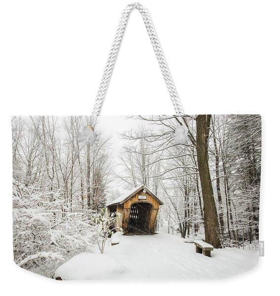Winters Return Weekender Tote Bag