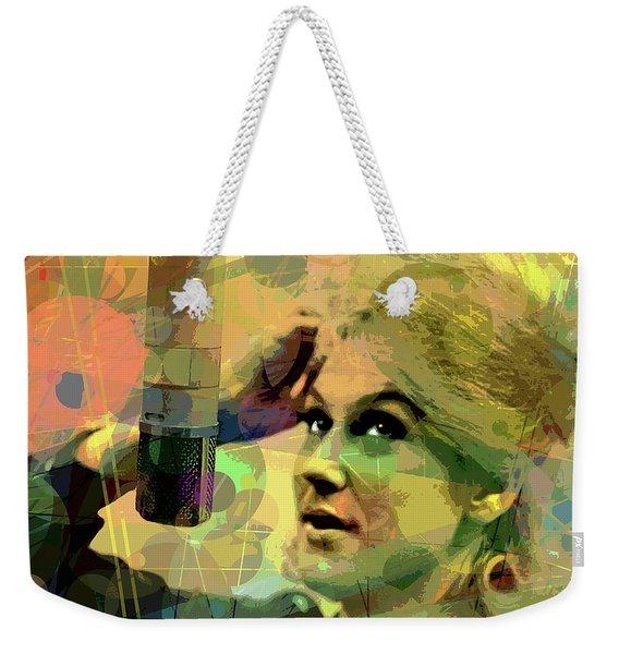 Wishin' And Hopin' Dusty Springfield Weekender Tote Bag