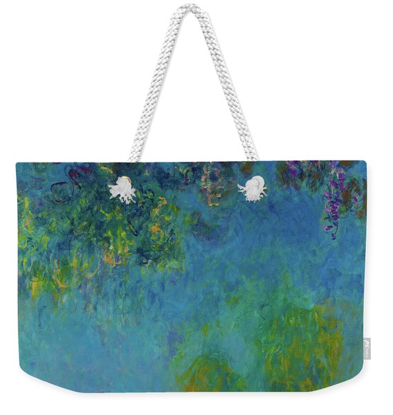 Wisteria - Digital Remastered Edition Weekender Tote Bag