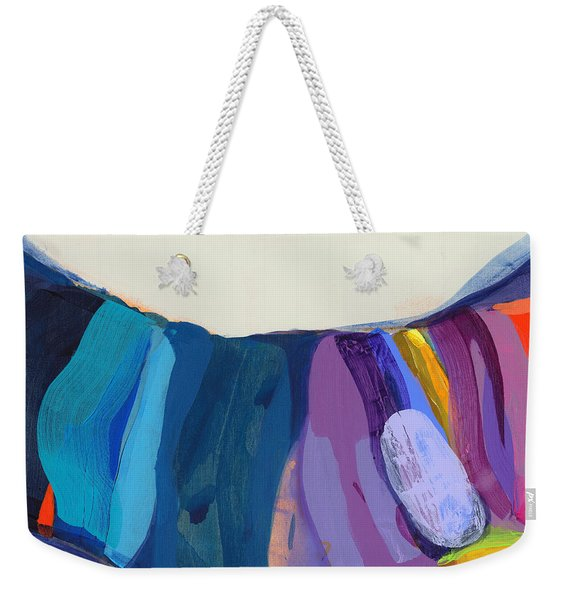 With Joy Weekender Tote Bag