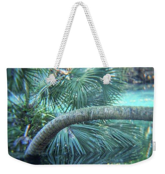 Witnessing Nature Weekender Tote Bag