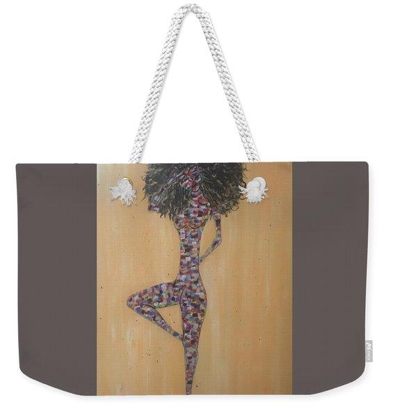 Woman Of Color IIi Weekender Tote Bag