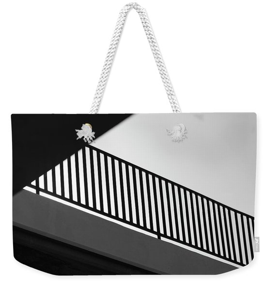 Working All The Angles Weekender Tote Bag