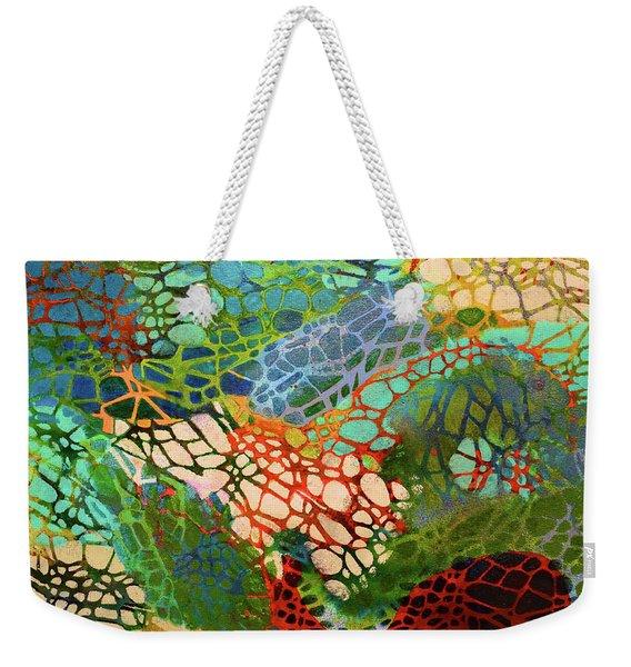 Xylem Weekender Tote Bag