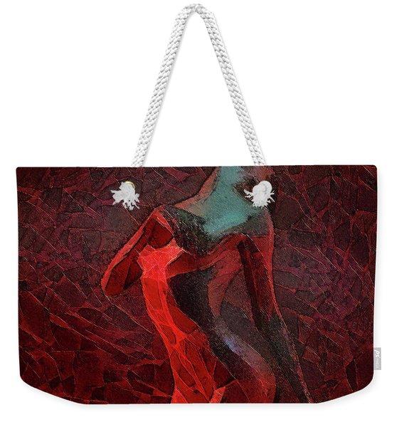 Yearnings Weekender Tote Bag
