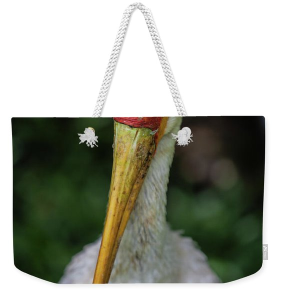 Yellow Billed Storks Weekender Tote Bag