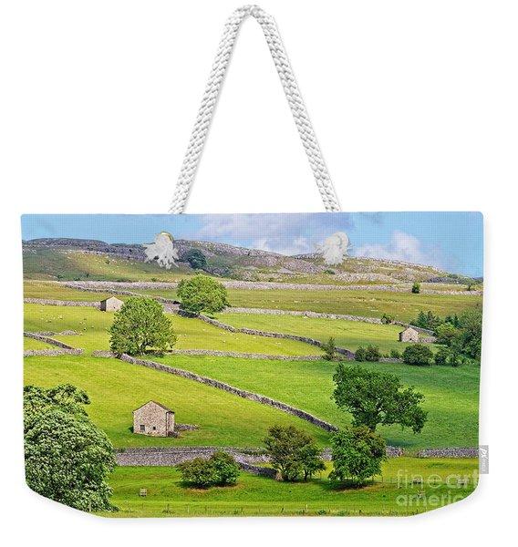 Yorkshire Dales Weekender Tote Bag