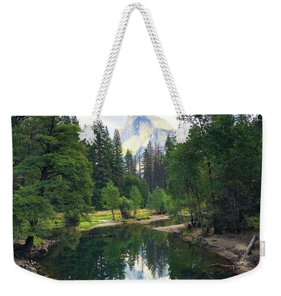 Yosemite Classical View Weekender Tote Bag