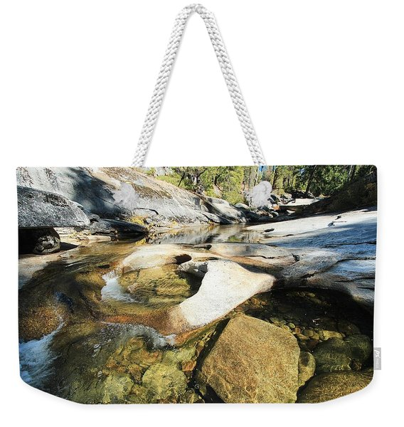 You Are Here ...are You Ready To Be A Water Protector Weekender Tote Bag