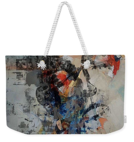 You Don't Own Me _ Miss Sarajevo Weekender Tote Bag