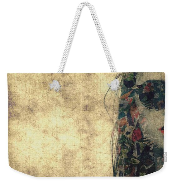 You Fill Up My Senses Weekender Tote Bag