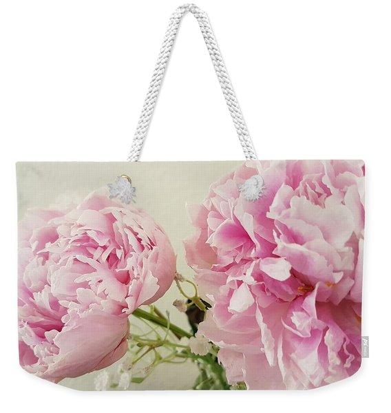 You Make Me Feel Brand New  Weekender Tote Bag
