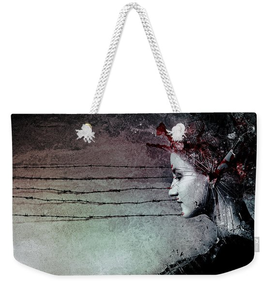 You Promised Me A Symphony Weekender Tote Bag