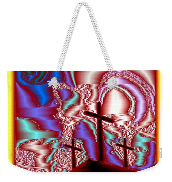 You Title Weekender Tote Bag