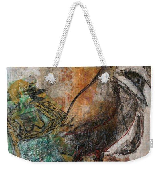 You Were Warned, You Didn't Listen Weekender Tote Bag