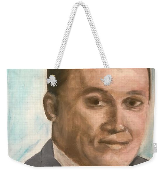 Young Judge Weekender Tote Bag