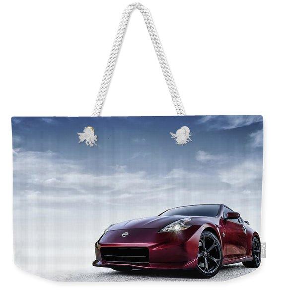 Z Weekender Tote Bag