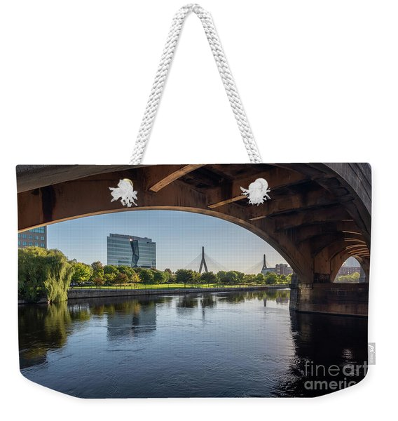 Zakim From The Charles Weekender Tote Bag