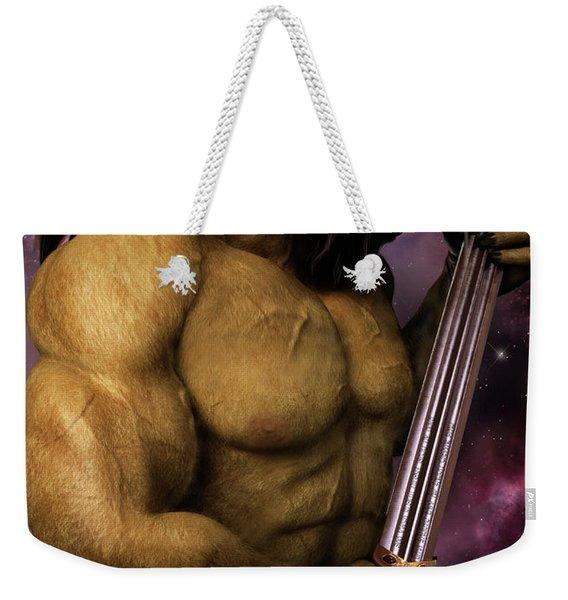 Zar Weekender Tote Bag