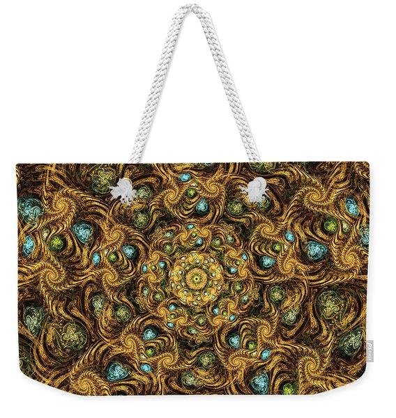 Zechariah Weekender Tote Bag
